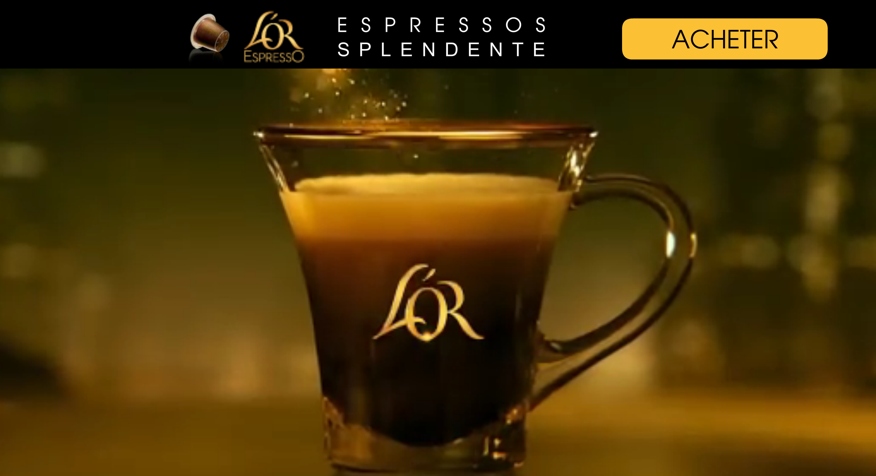 Splendente Or Expresso