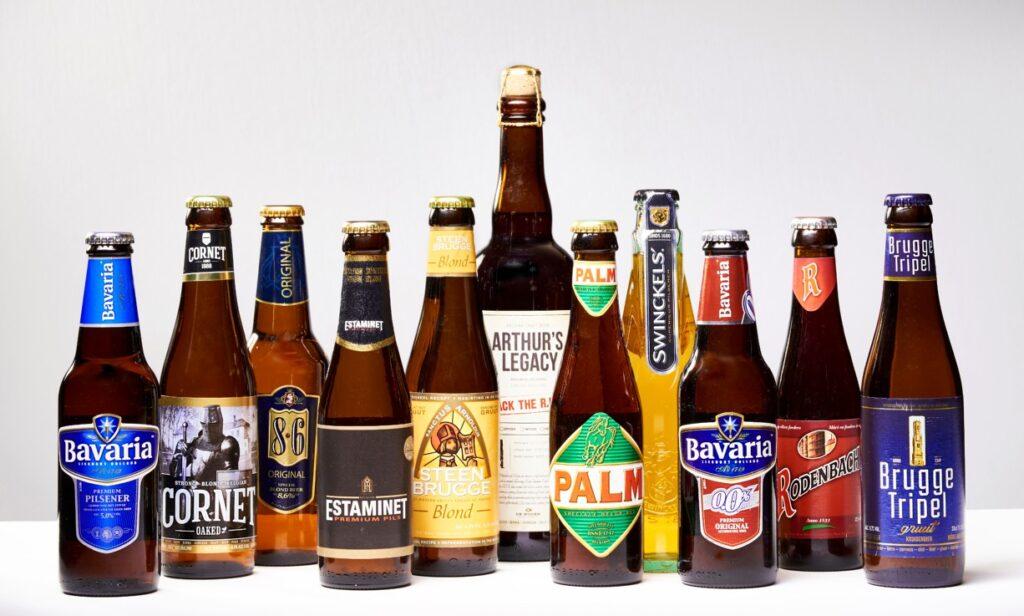 Swinkels Family Brewers Brands